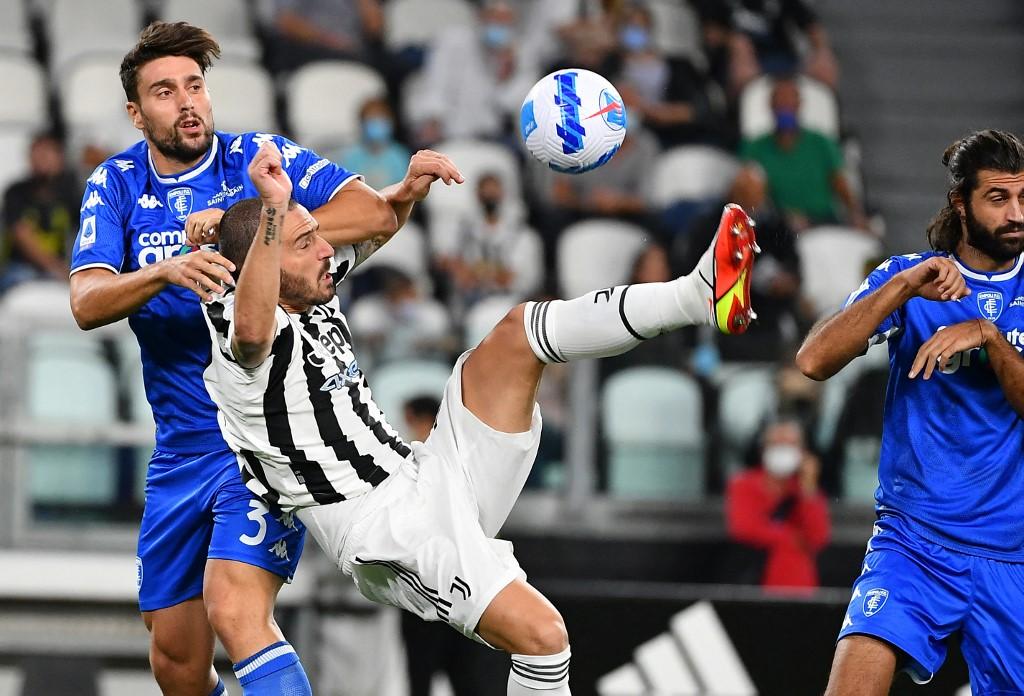 Juventus thua Empoli