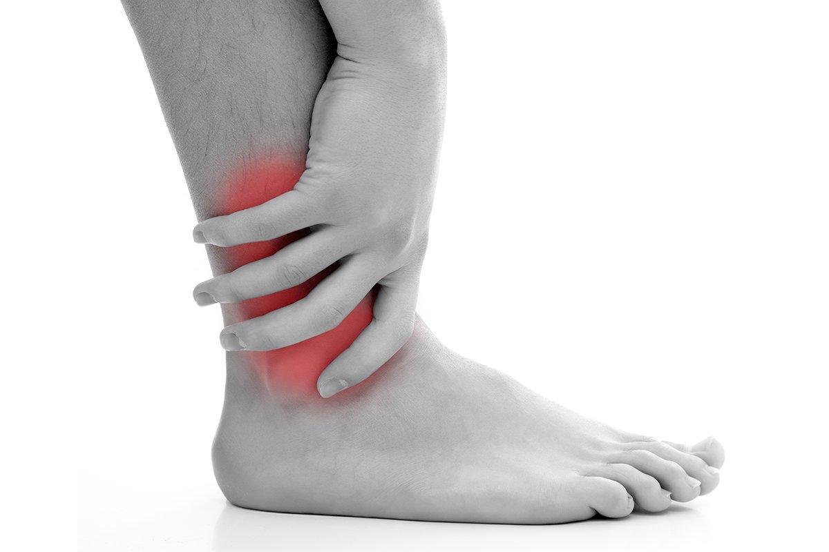 Chấn thương cổ chân
