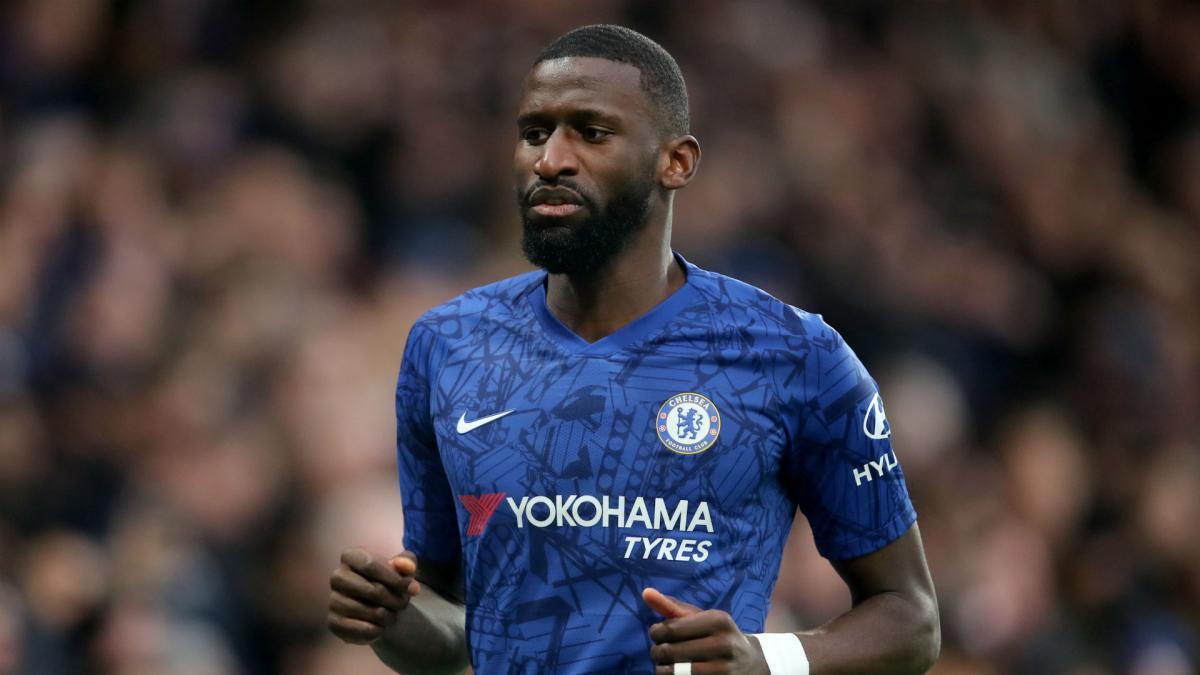 Antonio Rudiger ra điều kiện để gia hợp đồng mới với Chelsea
