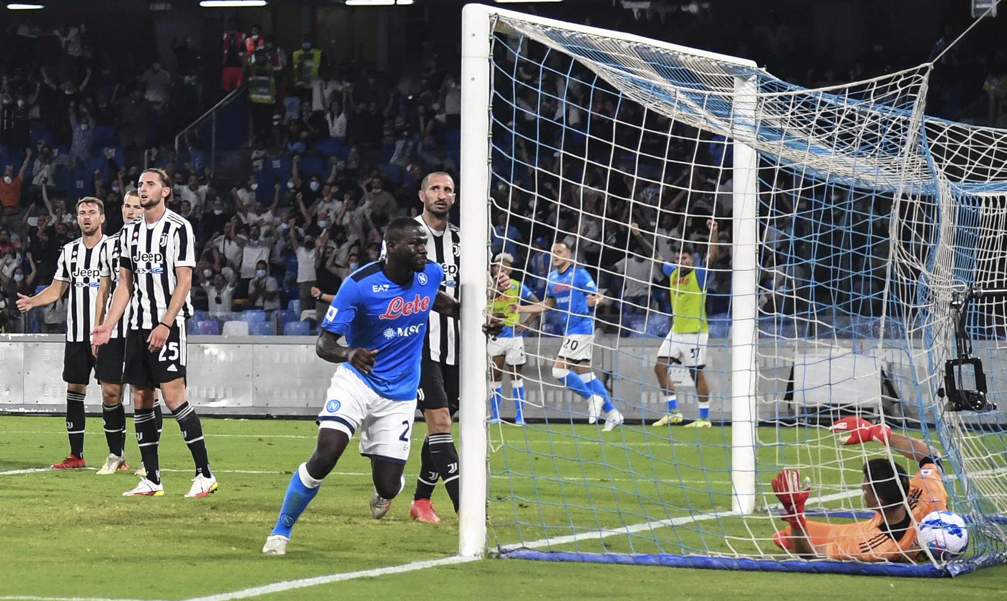 Juventus thua