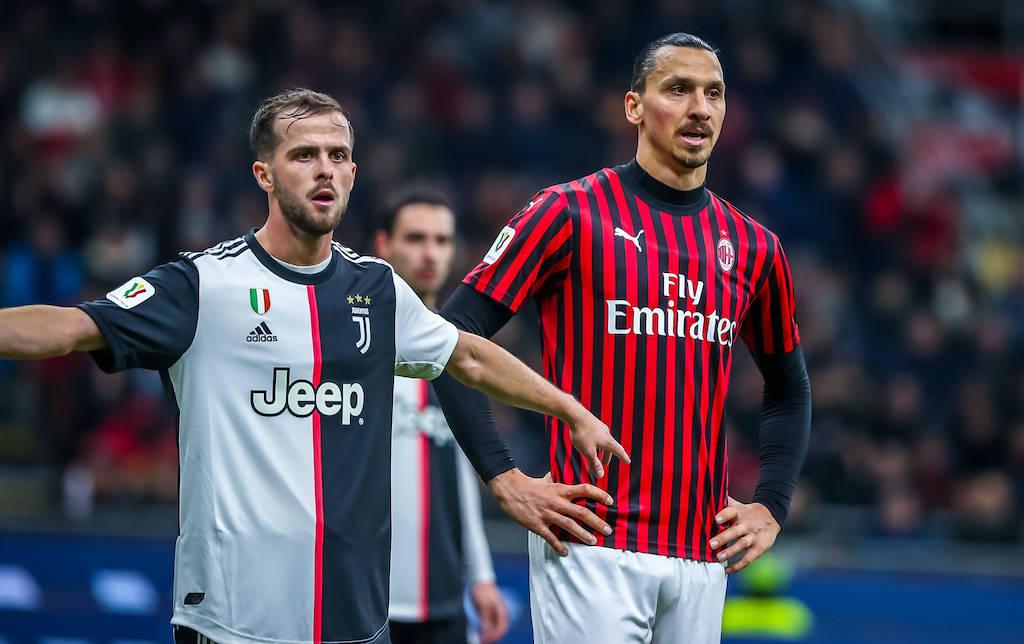 Milan và Juventus