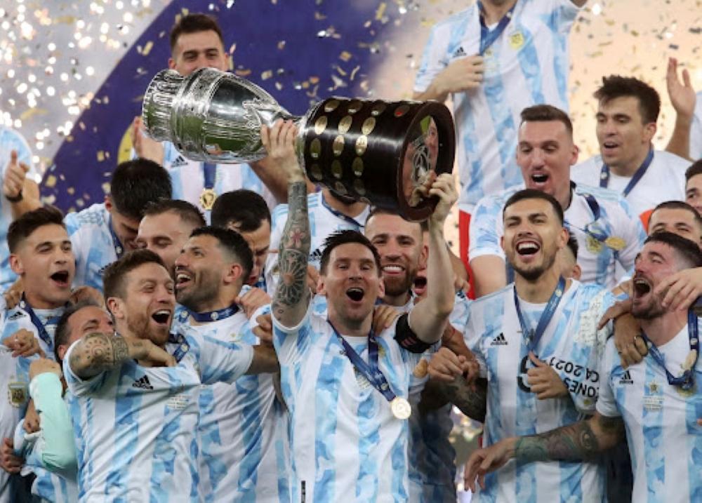 ĐT Argentina đã vượt qua được thời kỳ đen tối