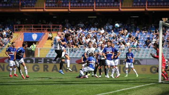 Inter và Sampdoria