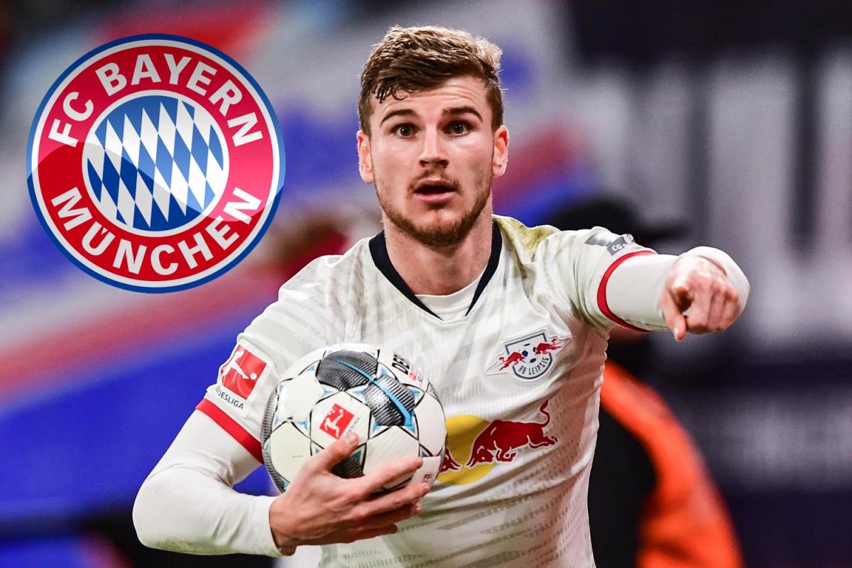 Bayern Munich đang có dự định chiêu mộ Timo Werner