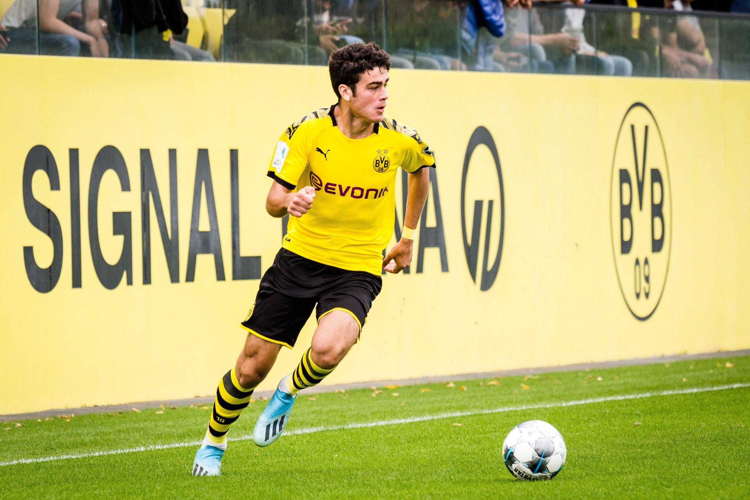 Giovanni Reyna của Dortmund