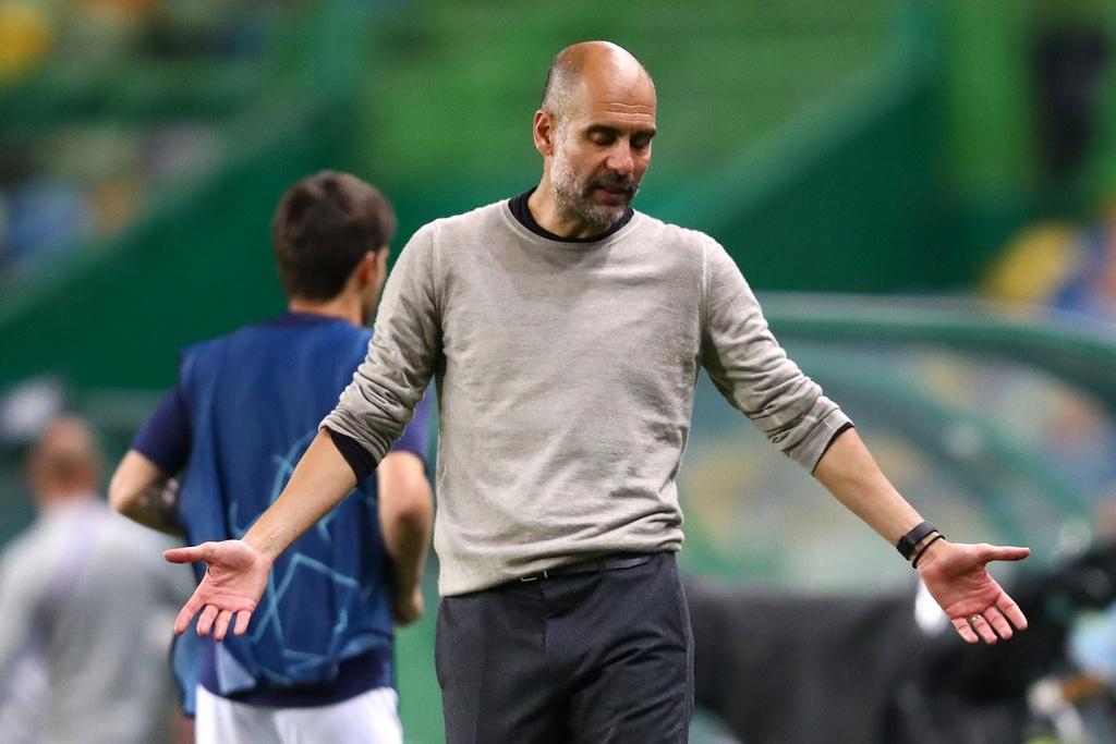 Chiến lược gia Man City không hài lòng với Mahrez và Grealish