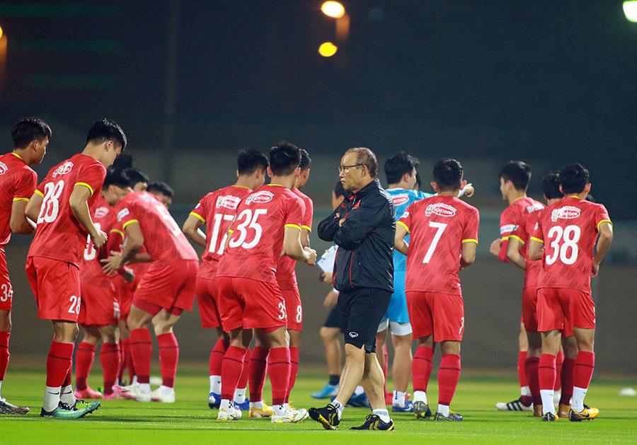 Tuyển Việt Nam có trận thua đáng tiếc trước tuyển Australia